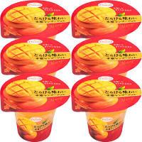 たらみ とろける味わいマンゴージュレ 1セット(6個入)