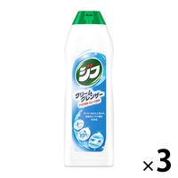 Jif(ジフ) クリームクレンザー キッチン用洗剤 本体 270mL 1セット(3本入) ユニリーバ
