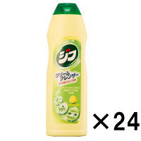 Jif(ジフ) ジフレモン クリームクレンザー キッチン用洗剤 本体 270mL 1ケース(24本入) ユニリーバ
