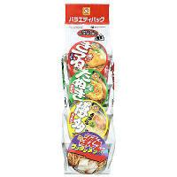 マルちゃん ミニサイズ バラエティパック4P×6 1箱(24食:4食入×6パック) 東洋水産