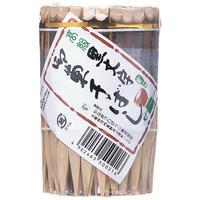 やなぎプロダクツ 黒文字菓子箸 1パック(100本入)