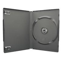 CD・DVD Mーロックケース 業務用パック 1箱(50枚入) ブラック ナガセテクノサービス