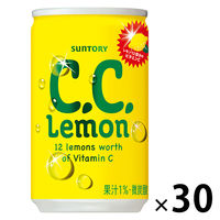 C.C.レモン 160ml 30缶