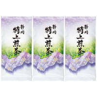 大井川茶園 静岡特上煎茶 1セット(100g×3袋)