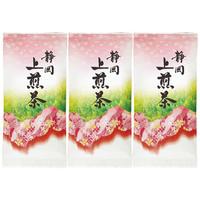 大井川茶園 静岡上煎茶 1セット(100g×3袋)