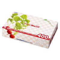 アイラップ you 0.01mm厚 210(260)×340mm+マチ付(マチ幅50mm) 食品対応 260G 1箱(12個入) 岩谷マテリアル
