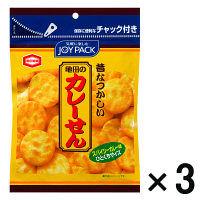 亀田製菓 亀田のカレーせんミニ 3袋