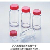 アズワン 規格瓶(広口) 透明 134mL No.11 1セット(20個:1個×20本) 5-130-07 (直送品)