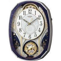スモールワールド電波からくり時計