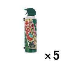 ゴキジェットプロ スプレー 無香料 本体 450mL×1セット(5本入り) ゴキブリ駆除剤 アース製薬