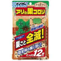 ハイパーアリの巣コロリ 1パック(12個入) 園芸用虫よけ・殺虫剤 アース製薬