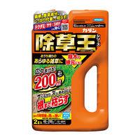 カダン ザッソージエース 2L×1個 園芸用虫よけ・殺虫剤 フマキラー