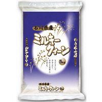 【精白米】石川県産ミルキークイーン 28年産 5kg