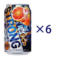 氷結ストロング ブラッドオレンジ 350