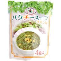 アライド タイの台所 パクチースープチキン 4食入×1袋
