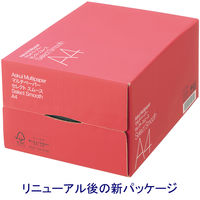 コピー用紙 マルチペーパー セレクト スムース  A4 1箱(5000枚:500枚入×10冊) 国内生産品 FSC認証 アスクル