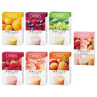 ORBIS(オルビス) プチシェイク 全6味セット(全6味×1箱ずつ+トライアルセット スウィートテイスト)