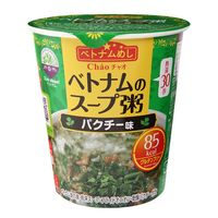 ベトナムのスープ粥 パクチー味 1食 アイ・ジー・エム