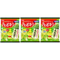 亀田製菓 ハッピーターン えだ豆味 3袋