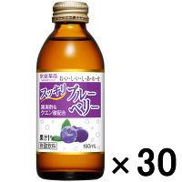 【アウトレット】常盤薬品 スッキリブルーベリー 160ml 1箱 (30本入)