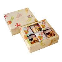 京都祇園萩月 萩月 花あわせ 1個(30袋入) 三越の贈り物