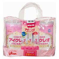 アイクレオ アイクレオのバランスミルク 2缶セット 4987386071229 1セット