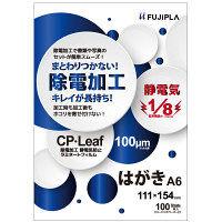CPリーフ ハガキサイズ(A6) 100枚 FCP10111154