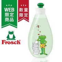 【WEB先行販売】フロッシュ キャラクターボトル アロエヴェラ 本体 400ml 1個 食器用洗剤 旭化成ホームプロダクツ