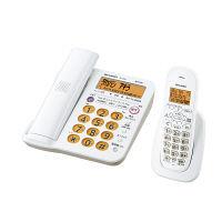 シャープ デジタルコードレス電話機(子機1台付き) JD-G56CL