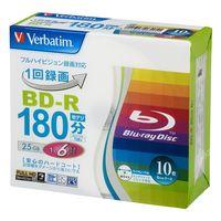 三菱ケミカルメディア 録画用BD-R ケース入り VBR130RP10V1 1パック(10枚入)