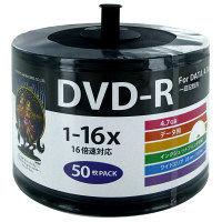 磁気研究所 データ用DVD エコパック HDDR47JNP50SB2 1パック(50枚入)