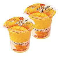 とろけるジュレ 濃いマンゴー 2個
