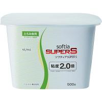 ニュートリー ソフティアSUPER S(スーパーエス) 500g innobox 詰替用(フタなし) 1箱