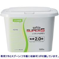 ニュートリー ソフティアSUPER S(スーパーエス) 500g innobox フタ付 1箱
