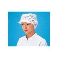 アズワン 帯電帽 つば付 20枚入 L 1袋(20枚) 2-5811-02 (直送品)