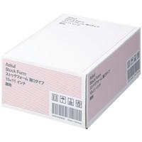 アスクル オリジナルストックフォーム 60gsmプレーン 15×11 1箱(2000枚入)