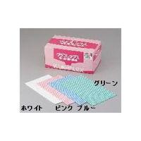 クラレ(KURARAY) カウンタークロス バックヤード用衛生ふきん 60枚入 ピンク Z0-1021-60 1箱(60枚) 6-8559-02 (直送品)