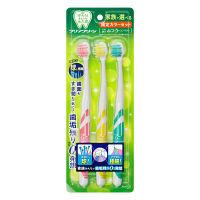 クリアクリーン球と極細 コンパクト ふつう 3本セット 花王 歯ブラシ