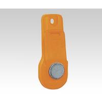パナソニック(Panasonic) ボタン型クールメモリー 本体 測定間隔1〜255分 SEC-CD16TB 1台 1-8611-21 (直送品)