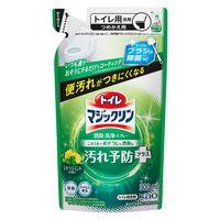 トイレマジックリン消臭・洗浄スプレー ツヤツヤコートプラス シトラスミントの香り 詰替330mL 1個