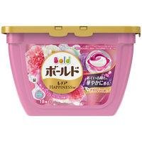 ボールド ジェルボール3D 癒しのプレミアムブロッサムの香り 本体 1個(18粒入)P&G