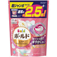 ボールド ジェルボール3D 癒しのプレミアムブロッサム 超ジャンボ詰替え 1個(44粒入)P&G
