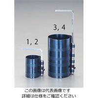 esco(エスコ) 54-127mmピストンリングコンプレッサー EA603DA-1 1セット(2個) (直送品)