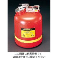 エスコ(esco) 19.0L/5ガロン廃油缶 1缶 EA991JF-5 (直送品)