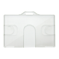 ソニック IDカード用表示面 ハードタイプ NF-986-1 1袋(10枚入)