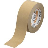 積水化学工業 クラフトテープ No.500 茶 50mm×50m巻 K50X03 1セット(5巻入)