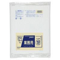 ジャパックス 業務用ダストカート 150L 半透明 DK99 1パック(10枚入)