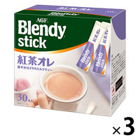 【スティックコーヒー】味の素AGF ブレンディ スティック 紅茶オレ 1箱(90本入)