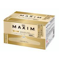 【スティックコーヒー】味の素AGF マキシム スティック 1箱(100本入)