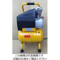 esco(エスコ) AC100V/750Wエアーコンプレッサー(タンク10L) EA116SB 1台 (直送品)
